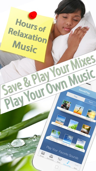 Relaxing Sounds Of Nature Spa Music review screenshots