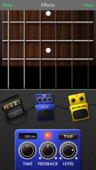 PocketGuitar - ポケットギター screenshot1