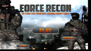 Force Recon Beyond the Frontier Behind Enemy Lines