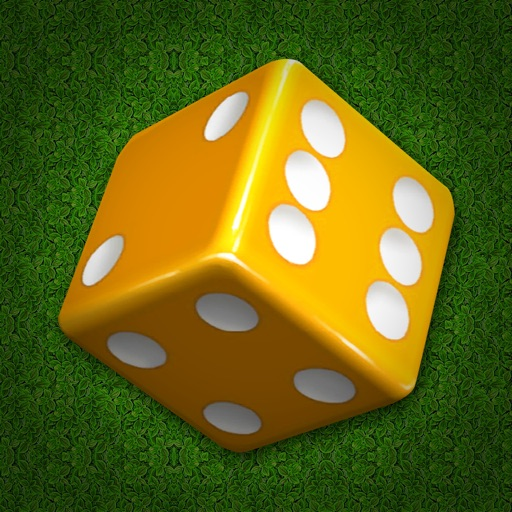 A1 Lucky Casino Farkle Mania - world casino gambling dice game icon
