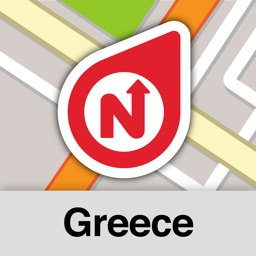 NLife Greece - Offline GPS Navigation & Maps
