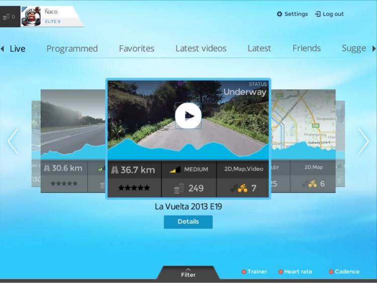 BKOOL Cycling screenshot-3