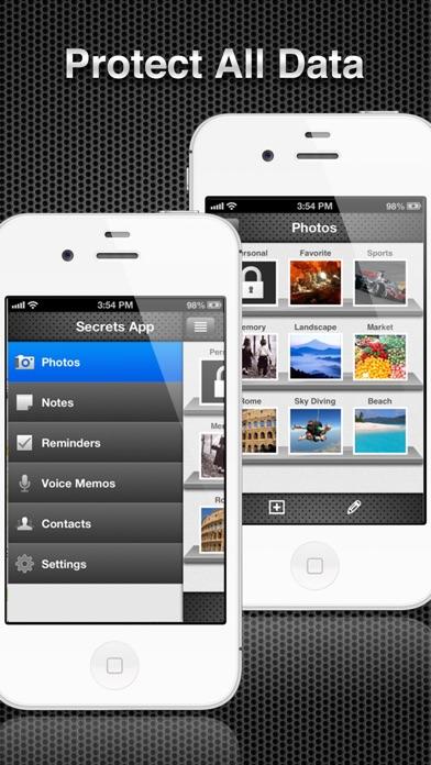 Screenshot #8 for App Secret