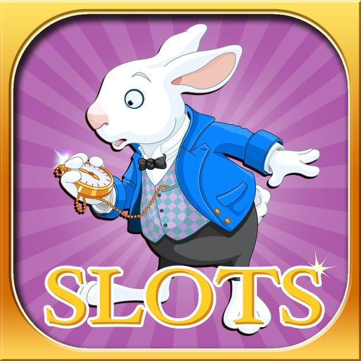 A Lucky Rabbit Slots Game - Vegas Wonderland Casino Games Free