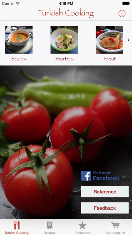 Turkish Cooking App screenshot-0