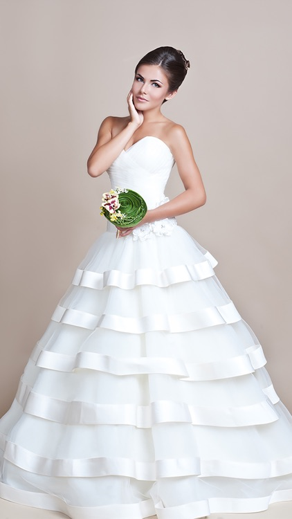 Wedding Dresses 2015 Advance Collection: Ideas & Trends, Fashion & Accessories screenshot-4