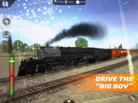 Скачать игру Train Driver Journey 4 - Introduction to Steam