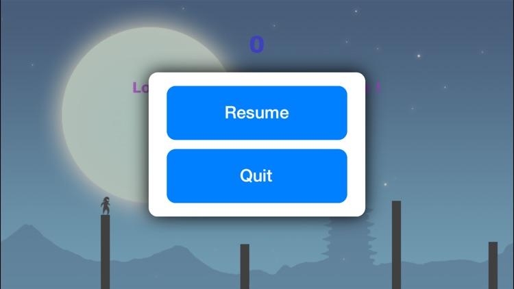 Jump Or Die - Ninja Jump screenshot-3