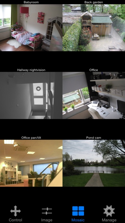 Foscam Surveillance Pro screenshot-3