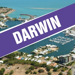 Darwin City Offline Travel Guide
