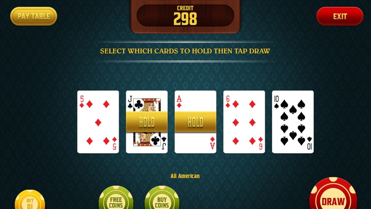 Video Poker - Tournament Style Casino App - Play for Free