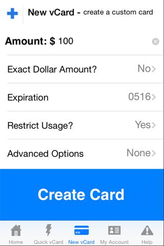 globalVCard screenshot 2