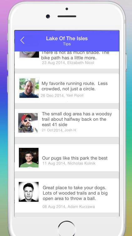 Dog Parks - Your guide to nearby off-leash areas for dogs screenshot-3