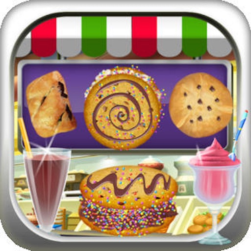 Cookie Maker - fun food maker game