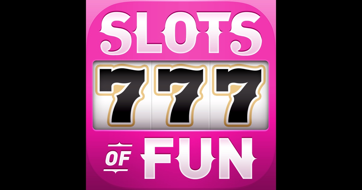 fun slot machine apps