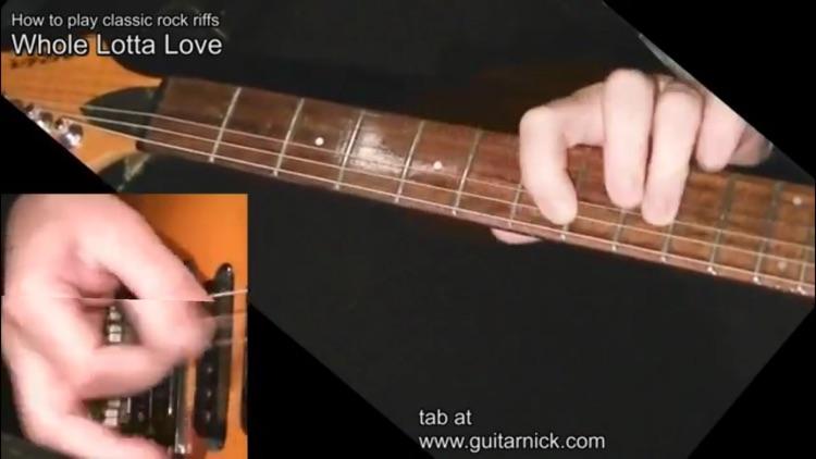 Electric Guitar Lessons - Ultimate Guide screenshot-3