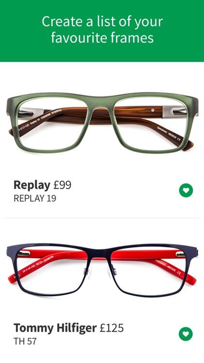 Specsavers screenshot-3