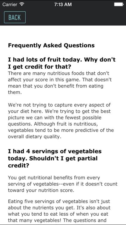 Nutrition GPA