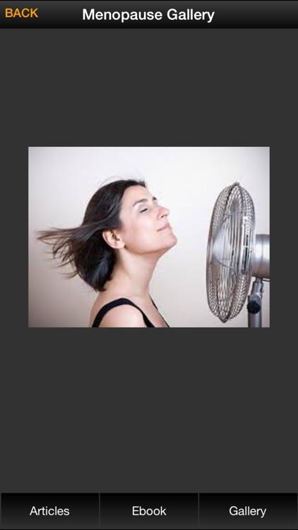 Menopause Guide - Natural Ways to Overcome Menopause Symptoms screenshot-4