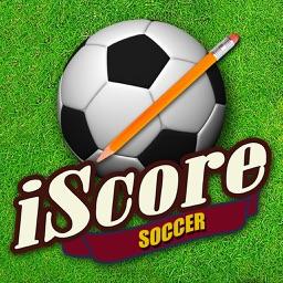 iScore Soccer / Futbol Scorekeeper