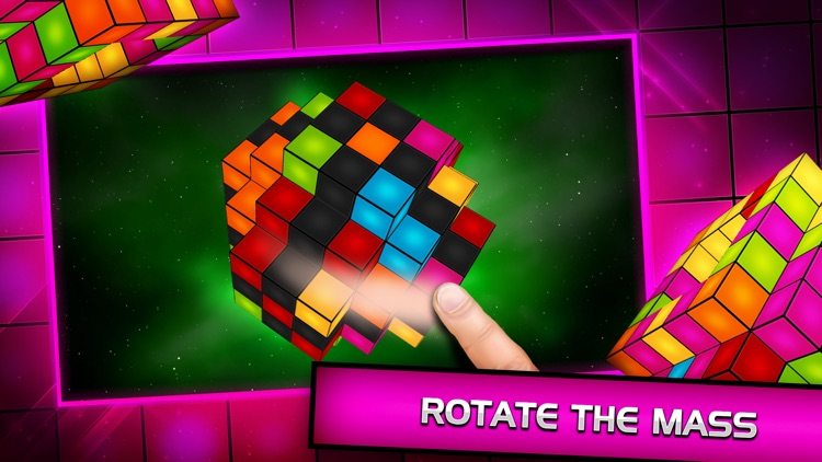Polyform (3D cube puzzle) screenshot-0