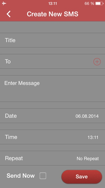 Automatic SMS Scheduler screenshot-1