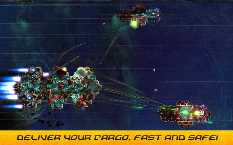 Space Run screenshot 5