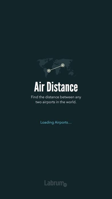 Air Distance review screenshots