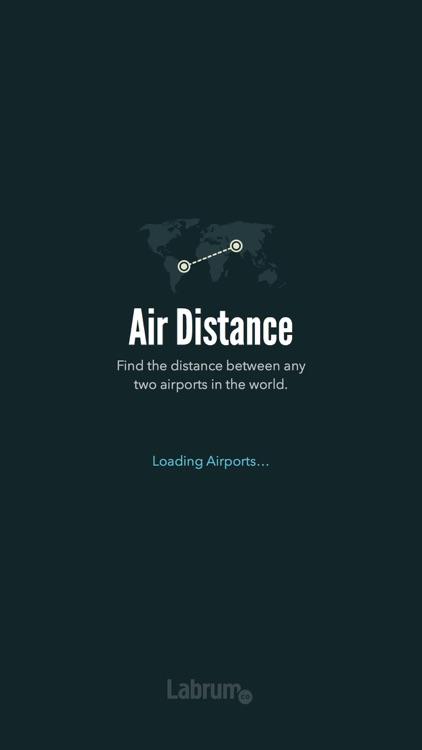Air Distance