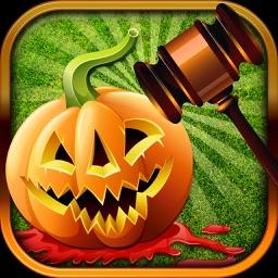 Jack Splash the Rolling Pumpkin - Halloween Fruit Smash
