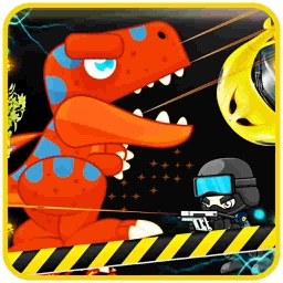 Dinosaur Fighting Game
