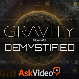 Course For Heavyocity's GRAVITY
