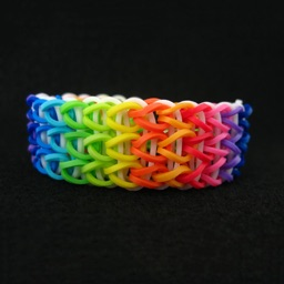 Rainbow Loom Bands Advanced