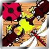 虫潰し(シンプルで簡単&ハマる・暇つぶしゲーム) - iPhoneアプリ
