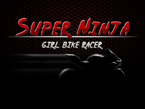 Super Ninja Girl Bike Racer Pro Cool Speed Bike Driving Game App