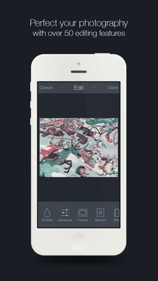 Pure Flickr - Browse, edit, upload, comment, share, favorite and view your Flickr photos in a pure and simple app Screenshot