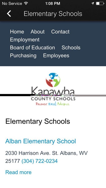 KanawhaCountySchools screenshot-4