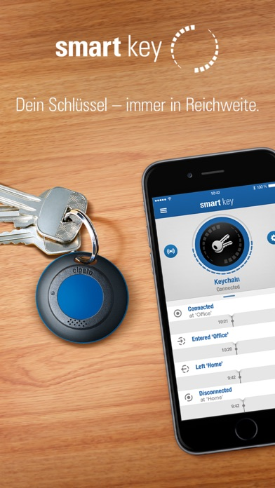 Elgato Smart Key Screenshot