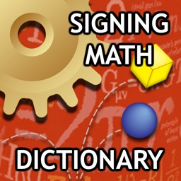 Signing Math Dictionary in American Sign Langua...