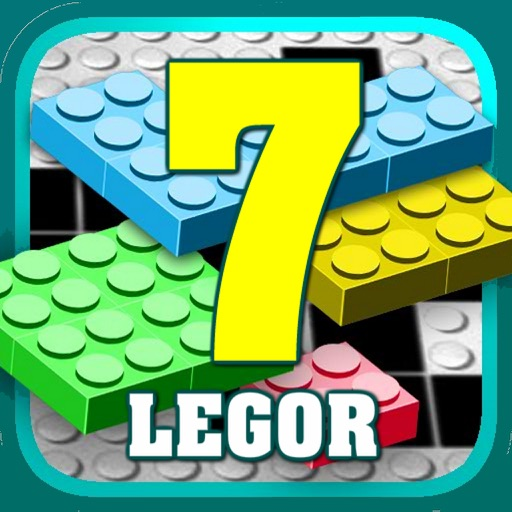 Legor 7 - Best Free Puzzle Logic And Brain Game