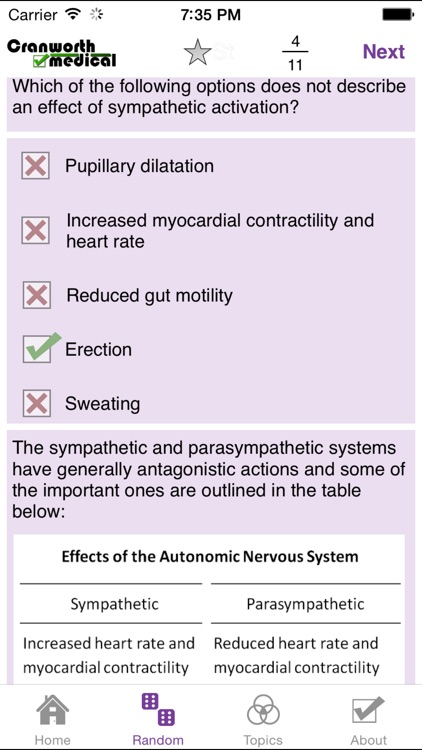 Clinical Sciences - Pharmacology screenshot-3