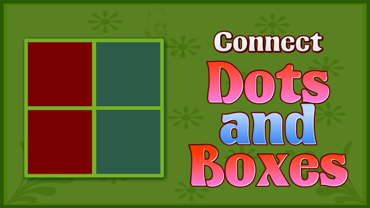 Connect Dots And Boxes