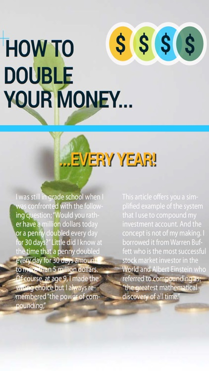 'B-INVESTOR: Magazine about How to Invest Money in the penny stocks and get a Passive Income screenshot-4