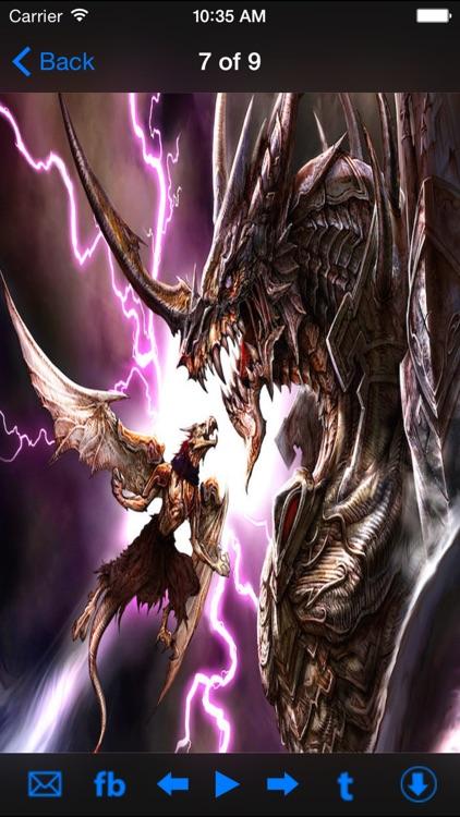 Dragon Wallpapers (HD)