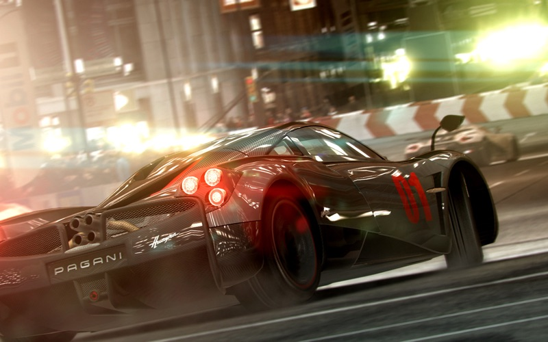 Screenshot #2 pour GRID 2 Reloaded Edition