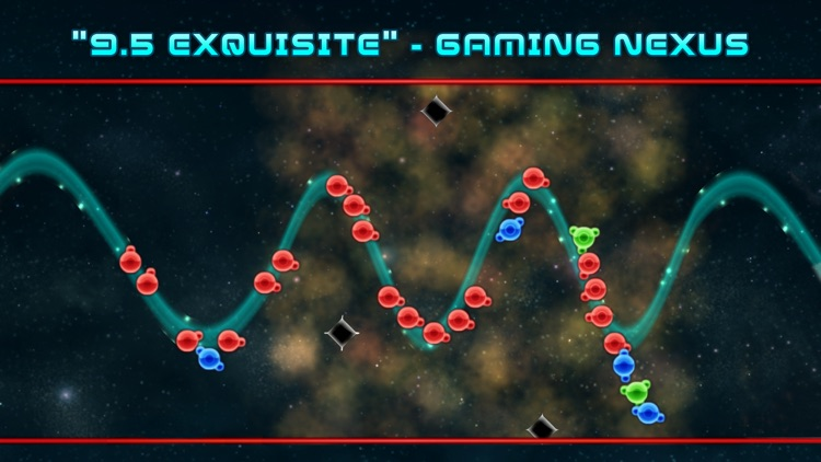 Wavefront (wave action puzzle) screenshot-2