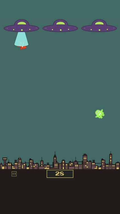 The Impossible Alien Invasion Game