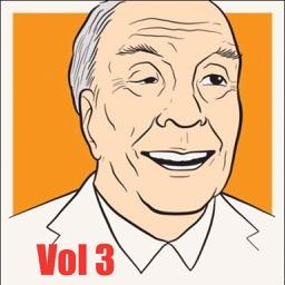 Jorge Luis Borges Collection Volume 3