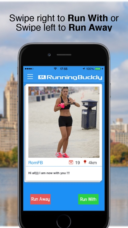 Running Buddy - Meet and Connect with new Runners nearby
