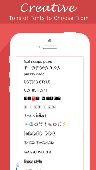 Fonts Keyboard, Art Fonts, Cool Font for Chat app image